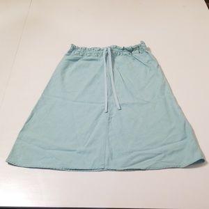 H&M linen skirt